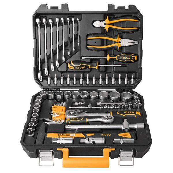 Set de herramientas INGCO 77 Piezas