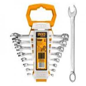 Set llaves Boca Corona industrial INGCO